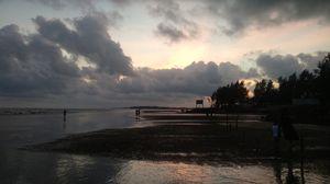 The awesome weather at mandarmani beach #loveforbeaches #MandarmaniBeach