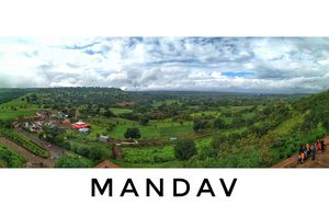 Beauty of mandav