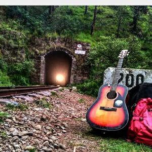 Into the woods ???? @tripotocommunity #tripototakemetogoa #nirvana #camping
