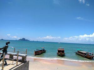 The pearl of Thailand: Ao Nang, Krabi