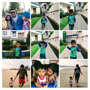 Goa tour with family..