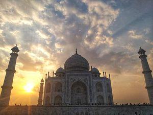 Must visit in Agra, #Taj Mahal