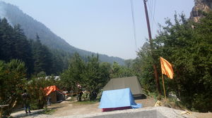 My 1st solo trip to Kheerganga trek.. #tripto #amazing