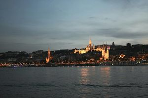 An Evening at Budapest