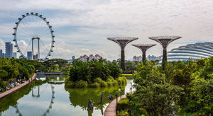 Serene Singapore with Cruise 6 Nights / 7 Days, starting from On Request per person