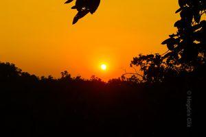 Beauty of Sunset - Bakkala