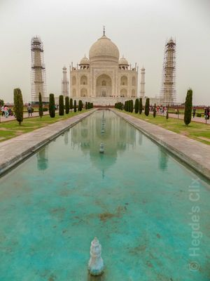 Wonder of the World- TajMahal