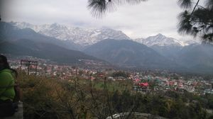 A trip full with peace, nature and mountains: Dharamshala