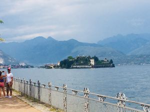 Beautiful Stresa Lake