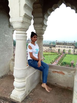 Awesome day by Imambara ???? from Lucknow