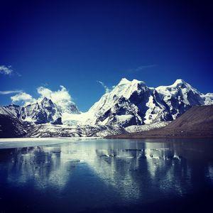 Gurudongmar Lake at it's best!  #Besttravelpictures #Tripoto #NorthSikkim
