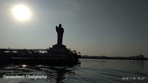 Hussain Sagar Lake 1/undefined by Tripoto