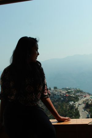 "#Besttravellingpicture ...up on the mountains through the Woods...a trip to ""TEHRI"""