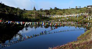 The queen of hills: Darjeeling