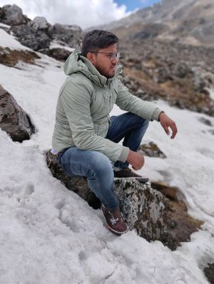 #Mountains are crown of India..