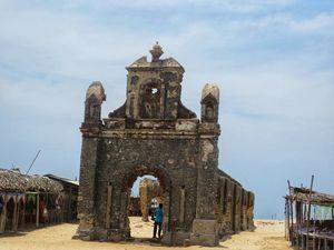 Dhanushkodi-Ghost Town