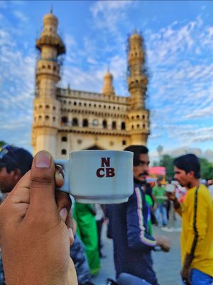 Unfolding the tales of hyderabad with irani chai and osmania biscuit in the old city.