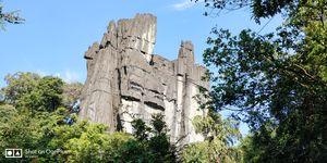Gigantic natural rock sculpture at Yana #TripToTakeMeToGoa????