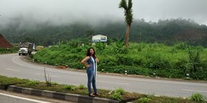 On the way to jowai from guwahati