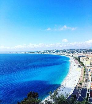 Nice, South France