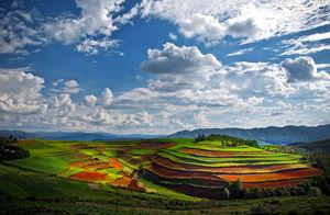 Dongchuan red land #TripToTakeMeToGoa