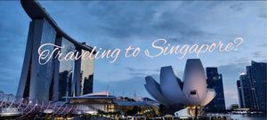 Itinerary For Singapore in 3 Day #Luxurygetaway