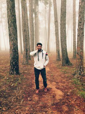 Go green # woods