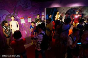 Madame Tussauds Hong Kong 1/2 by Tripoto
