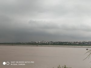Monsoon in Diu