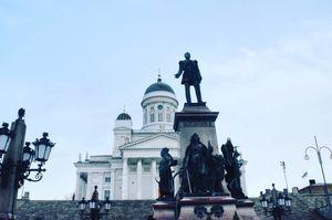 Helsinki Square #tripotocommunity @tripotocommunity