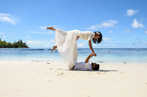 Seychelles Wedding (Renewal of Vows)- #becausemarryingyouonceisntenough