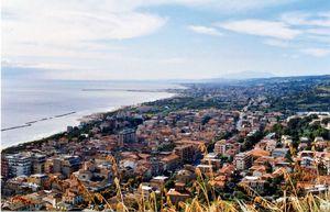 San Benedetto and Ascoli Piceno