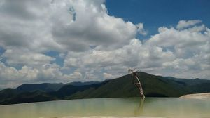 Happiness is infinity pool, infinite scenery and infinite spacing out! :)  #Mexico #Travel #Oaxaca