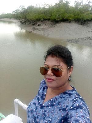Royal Bengal Tigress of West Bengal