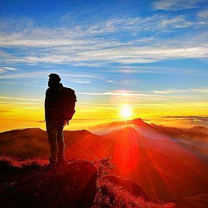 Sun rise The Favourite colour