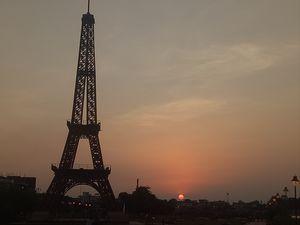 Kota City 7 Wonders sunset time