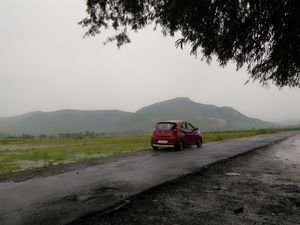 A less explored hill in Purulia,West Bengal