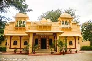 Just 3 Hours Away From Delhi, This Luxury Haveli Is The Perfect Year-End Getaway
