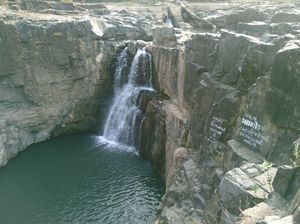 Zarwani Falls 1/4 by Tripoto