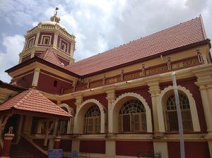 Shantadurga Temple, Goa.