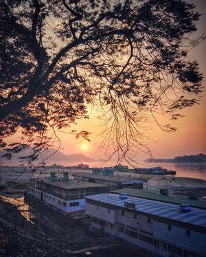 "Guwahati ""Sunsets & life"""