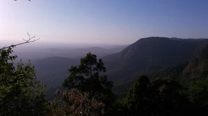 #Agumbe Sunset View Point????????️ #tripotocommunity #Tripotoc