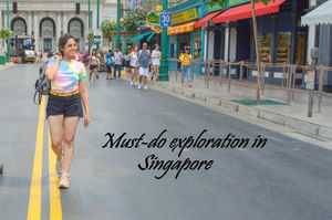 7 Places In Singapore with Prices !