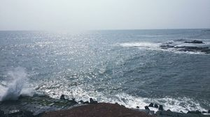 One of the best and silent beach in goa.