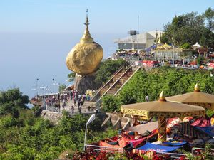 Kyaiktiyo Pagoda Road 1/undefined by Tripoto