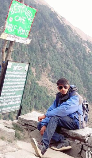 Tracking to Triund from Maclodganj...awasom Memories while Tracking.. ..