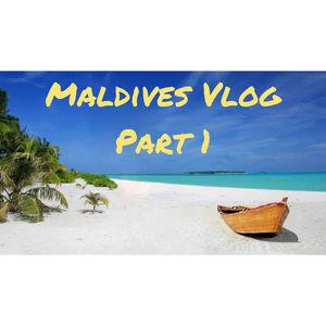 Maldives Vlog Part1| Travel Vlog Maldives | gopro | #couple travel #romantic #trip #memories