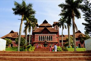 A beautiful and famous museum in Thiruvananthapuram along with the Zoo