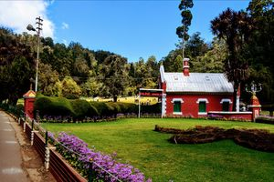Quiet and calm... A beautiful place to visit if you are in ooty.. Botanical gardens Ooty