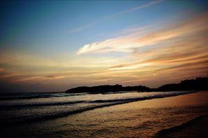 Sunset at its best... @ Lighthouse Beach, Thiruvananthapuram, Kerala